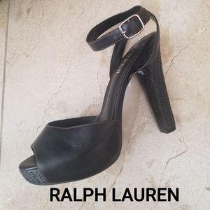 RALPH LAUREN Open Toes Heels